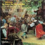 Hubay Scenes CD Cover