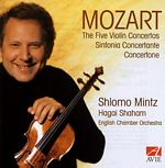 Mozart Concertos CD Cover